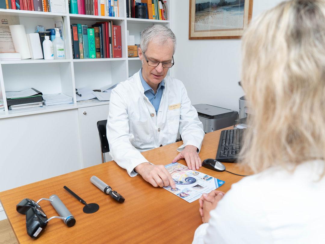 Anamnese & Untersuchung Wahlarzt für Neurologie in LInz