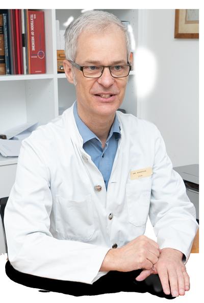 Portrait Christian Eggers Wahlarzt für Neurologie in LInz